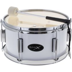 GewaPure Basix Marching Drum 12x7 white