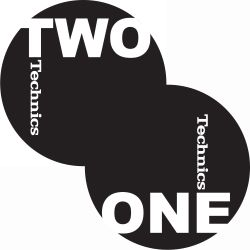 Technics Slipmat One-Two (Mixed Set)