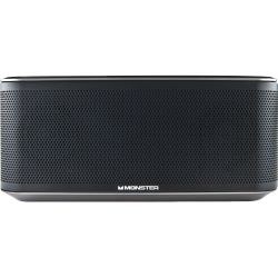 MONSTER Clarity HD Micro Speaker schwarz