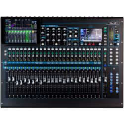 Allen & Heath QU-24 Chrome Digitales Kompaktmischpult