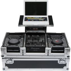 Magma CDJ-Workstation 400/350 black/silver B-Ware