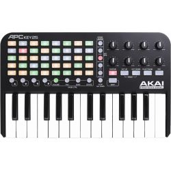 Akai MIDI Keyboard APC Key 25