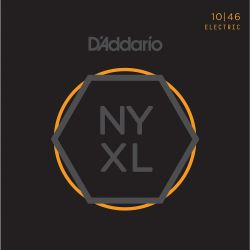 Daddario NYXL1046 Nickel Wound, Regular Light, 10-46