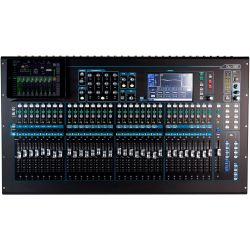 Allen & Heath QU-32 Digitales Chrome Kompaktmischpult