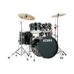 TAMA Rhythm Mate Black 20'' Bass Drum 5-tlg.