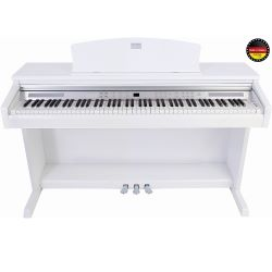 GEWA Digitalpiano DP-140G weiss matt Made in Germany