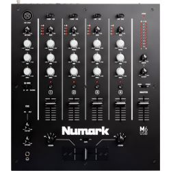 Numark M 6 USB Black