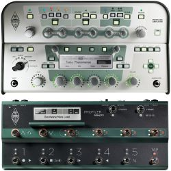 Kemper Profiler Head Weiß + Profiler Remote Set