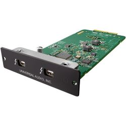 Universal Audio Apollo Thunderbolt 2 Card (Mac)