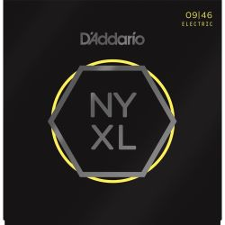 Daddario NYXL0946 Nickel Wound, Regular Light, 09-46