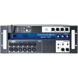 Soundcraft Ui16 16 Kanal Digital Mischpult