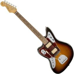 Fender Jaguar Kurt Cobain 3-Color Sunburst Linkshänder