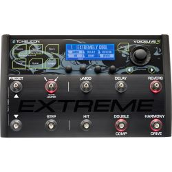 TC-Helicon Voice Live 3 Extreme