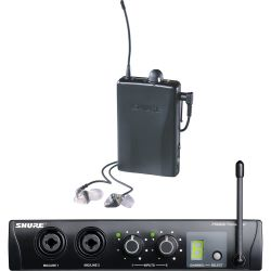 Shure PSM 200 - SE112 In-Ear Monitoringsystem S5