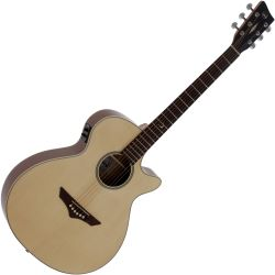 VGS E-Akustikgitarre RT-S Root Natural Satin  Made in Europe