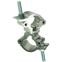 Doughty T58120 Lightweight Swivel Coupler, 500 kg, silber