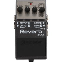 Boss RV-6 Digitalreverb