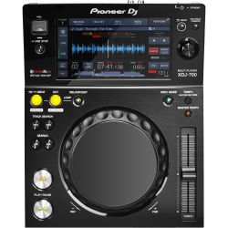 DJ CD Player und Mediaplayer