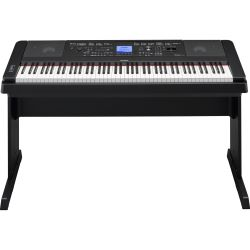 Yamaha DGX 660 B black Stage Piano