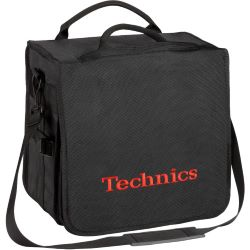 Technics BackBag Schwarz Rot