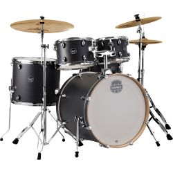 Mapex Storm Drum Set 5255IK Ebony Blue Grain