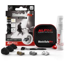 Alpine Music Safe Pro Gehörschutz black