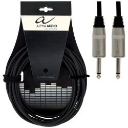 Alpha Audio Pro Line Lautsprecherkabel Klinke / Klinke 1m