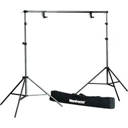 Manfrotto 1314B Set Stands+Support+Bag+Spring
