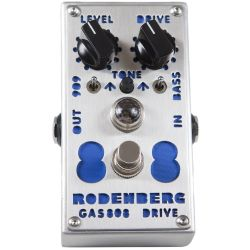 Rodenberg electronic GAS-808 NG - Overdrive