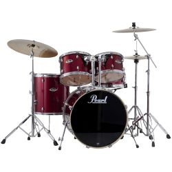 Pearl EXX725SBR/C91 Export Drumset Red Wine