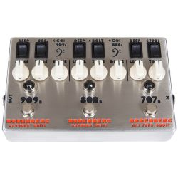 Rodenberg electronic GAS-789B NG - Clean Boost/Overdrive/Overdrive+