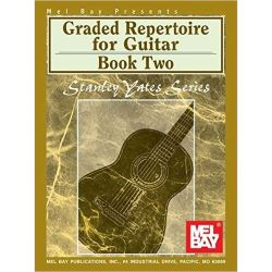 Graded Repertoire for Guitar Book 2