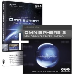 Hands On Omnisphere 1 + 2 - Der Praxislernkurs
