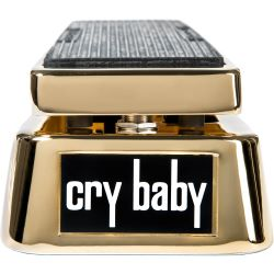 Dunlop Cry Baby Original Gold - 50th Anniversary Limited Edition