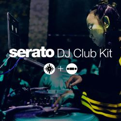 Serato DJ Club-Kit Scratchcard