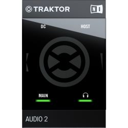 Native Instruments Traktor Audio 2 MK2 B-Ware