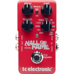 TC Electronic HOF Hall of Fame Reverb