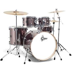 Gretsch Drumset Energy Grey Steel