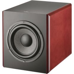 Focal Sub6 Red Burr Ash