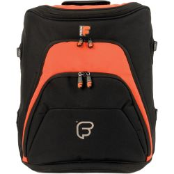 Fusion F1 Backpack Bag schwarz orange