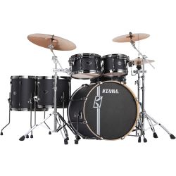 "TAMA Superstar Hyper-Drive 22"" FBK Drum Set"