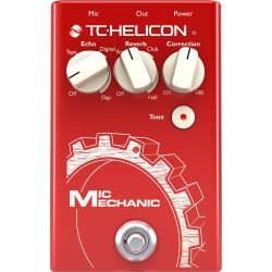 TC-Helicon MicMechanic 2