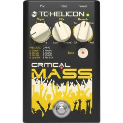 TC-Helicon Critical Mass