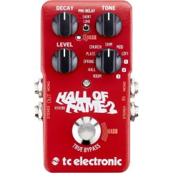 TC Electronic HOF Hall of Fame 2