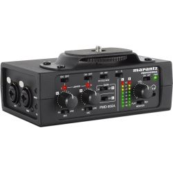 Marantz PMD-602A DSLR Audio Interface