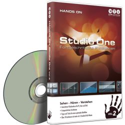 Hands On Studio One Vol. 2 - Fortgeschrittene Funktionen