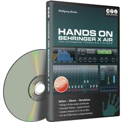 Hands On Behringer X Air - Der umfassende Lernkurs