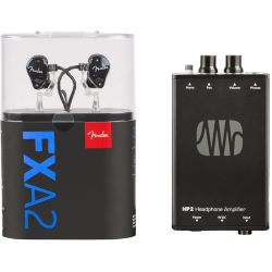 Fender FXA2 + HP2 AMP Bundle