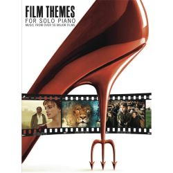 "Music Sales ""Film Themes for Solo Piano"""