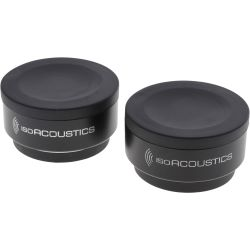 ISOAcoustics ISO-PUCK Turntable Feet Shock Absorber (Paar)